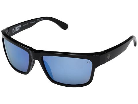Spy Optic Frazier - Black/Happy Bronze Polar w/ Light Blue Spectra