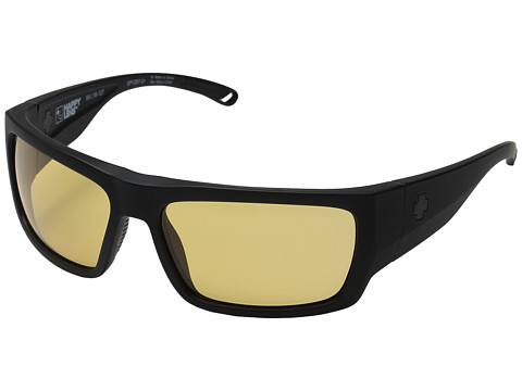 Spy Optic Rover - Matte Black Ansi Rx/Happy Yellow