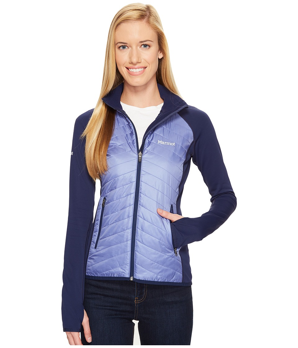 Marmot Variant Jacket (Dusty Denim/Arctic Navy) Women