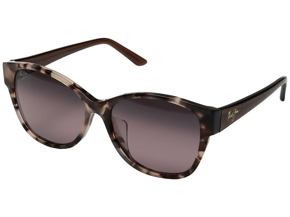 Maui Jim - Summer Time (Pink Tokyo Tortoise) Fashion Sunglasses