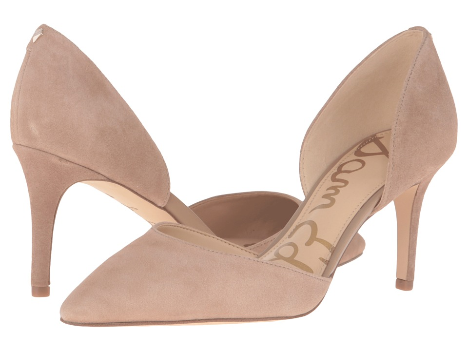 Sam Edelman - Telsa (Oatmeal Kid Suede Leather) Womens Shoes