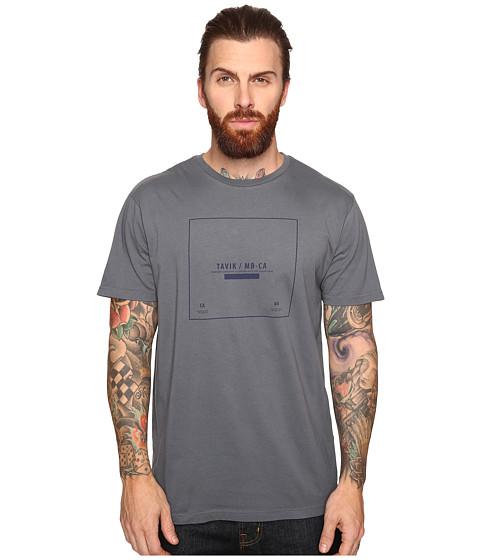 Tavik Kin Short Sleeve T-Shirt - Concrete