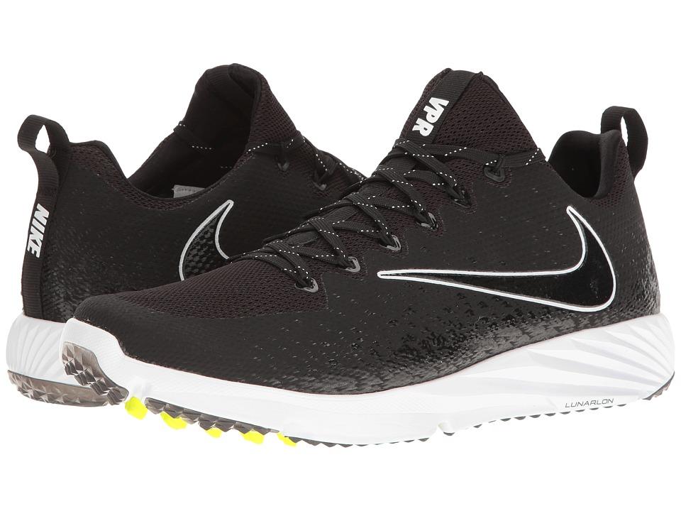 Nike Vapor Speed Turf (Black/Black/White) Men