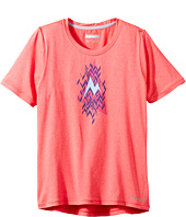 Marmot Kids - Post Time Short Sleeve Tee (Little Kids/Big Kids)