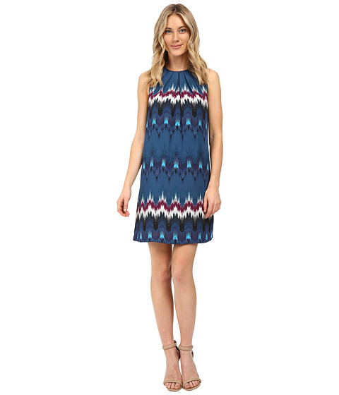 kensie Tribecca Dress KS0K7247 - Deep Ocean Combo
