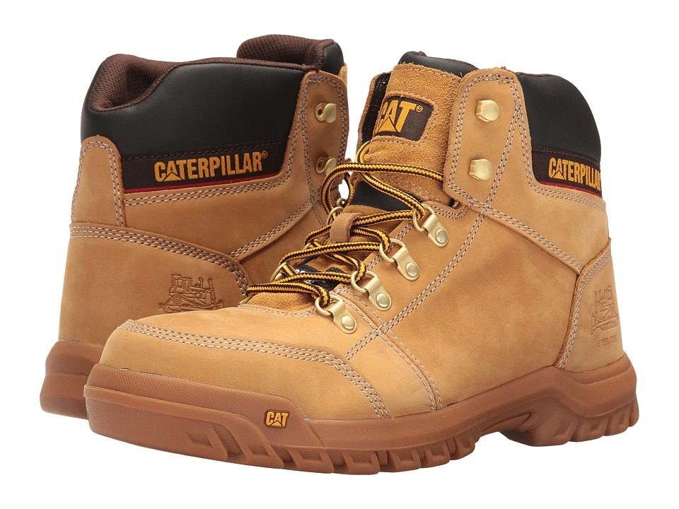 Caterpillar Outline ST (Honey Reset) Men