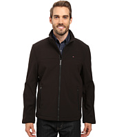 Tommy Hilfiger - Softshell Classic Zip Front Jacket