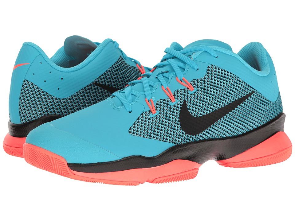 Nike Air Zoom Ultra (Polarized Blue/Black/Hyper Orange) Men