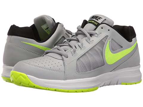 Nike Air Vapor Ace - Wolf Grey/Volt/White/Black