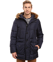 Tommy Hilfiger - Nylon Long Hooded Parka