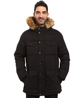 Tommy Hilfiger - Micro-Twill Four-Pocket Long Parka