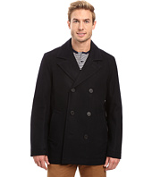 Tommy Hilfiger - Wool Melton Classic Peacoat