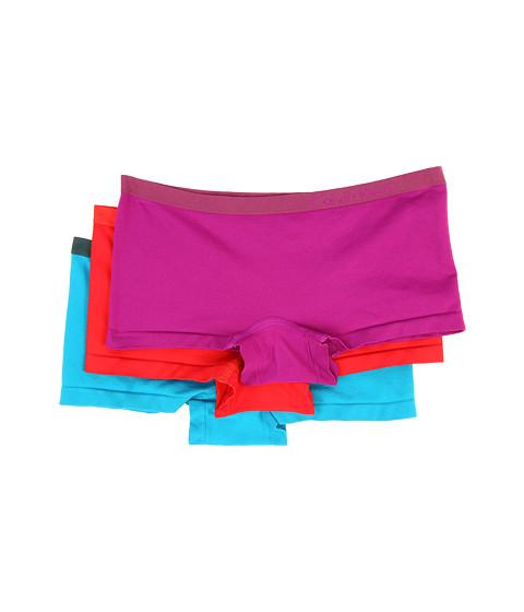 Calvin Klein Underwear Pure Seamless 3-Pack Boyshorts