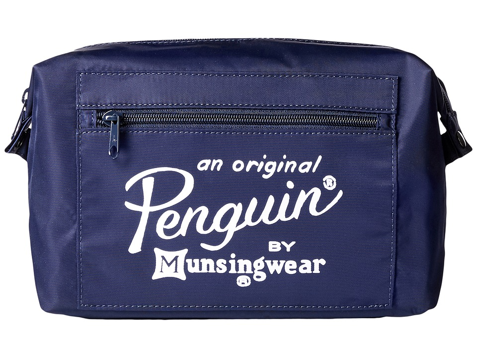 Original Penguin - Father's Day Dopp Kit (Dark Sapphire) Bags
