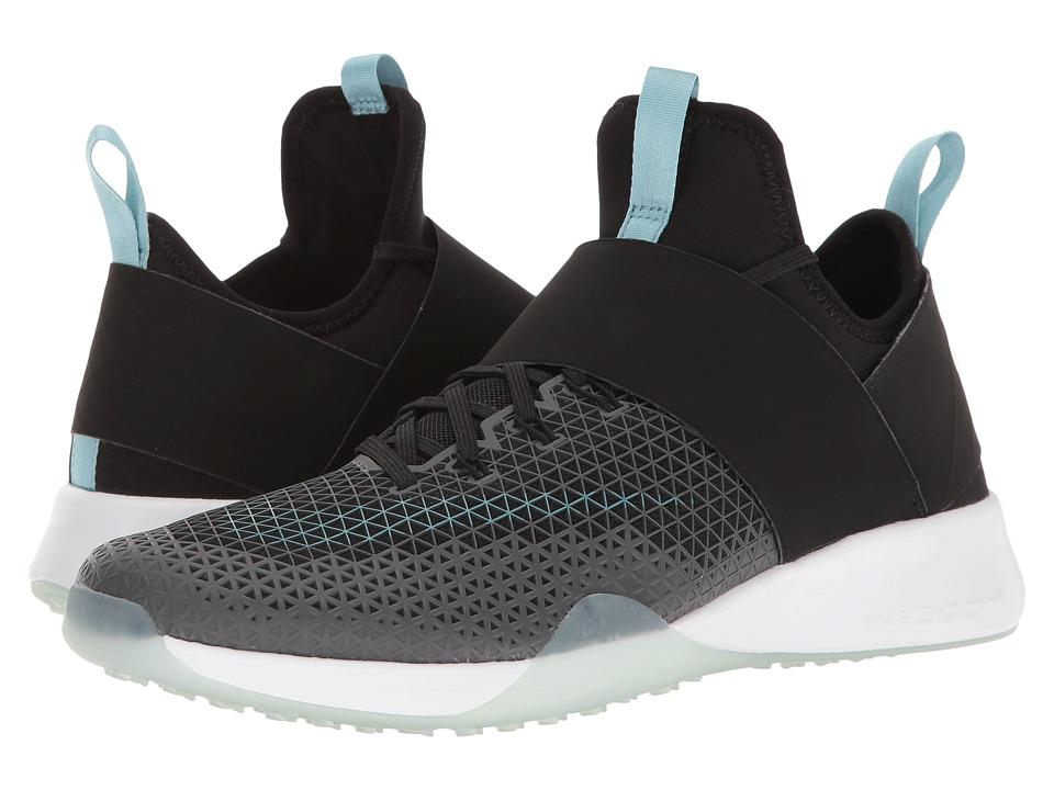 Nike Air Zoom Strong (Black/Mica Blue/White) Women
