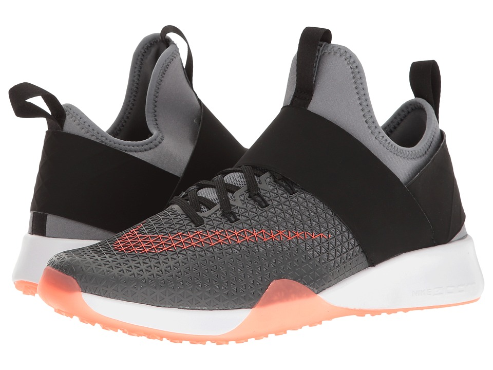 Nike Air Zoom Strong (Cool Grey/Total Crimson/Black) Women