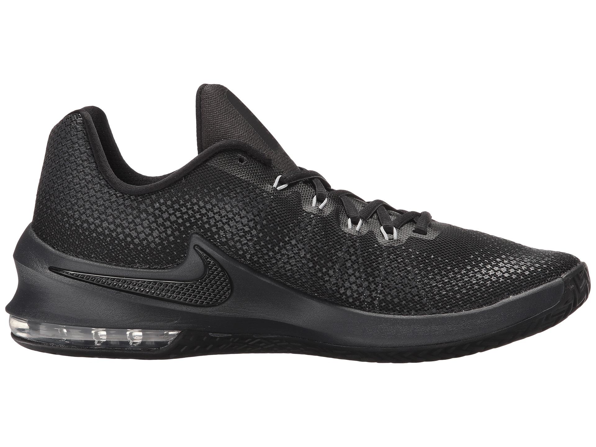 Nike Air Max Infuriate Sepatu Basket Low Red Original 852457 600 At Zappos