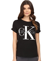 Calvin Klein Underwear - Retro Short Sleeve Crew Neck Top