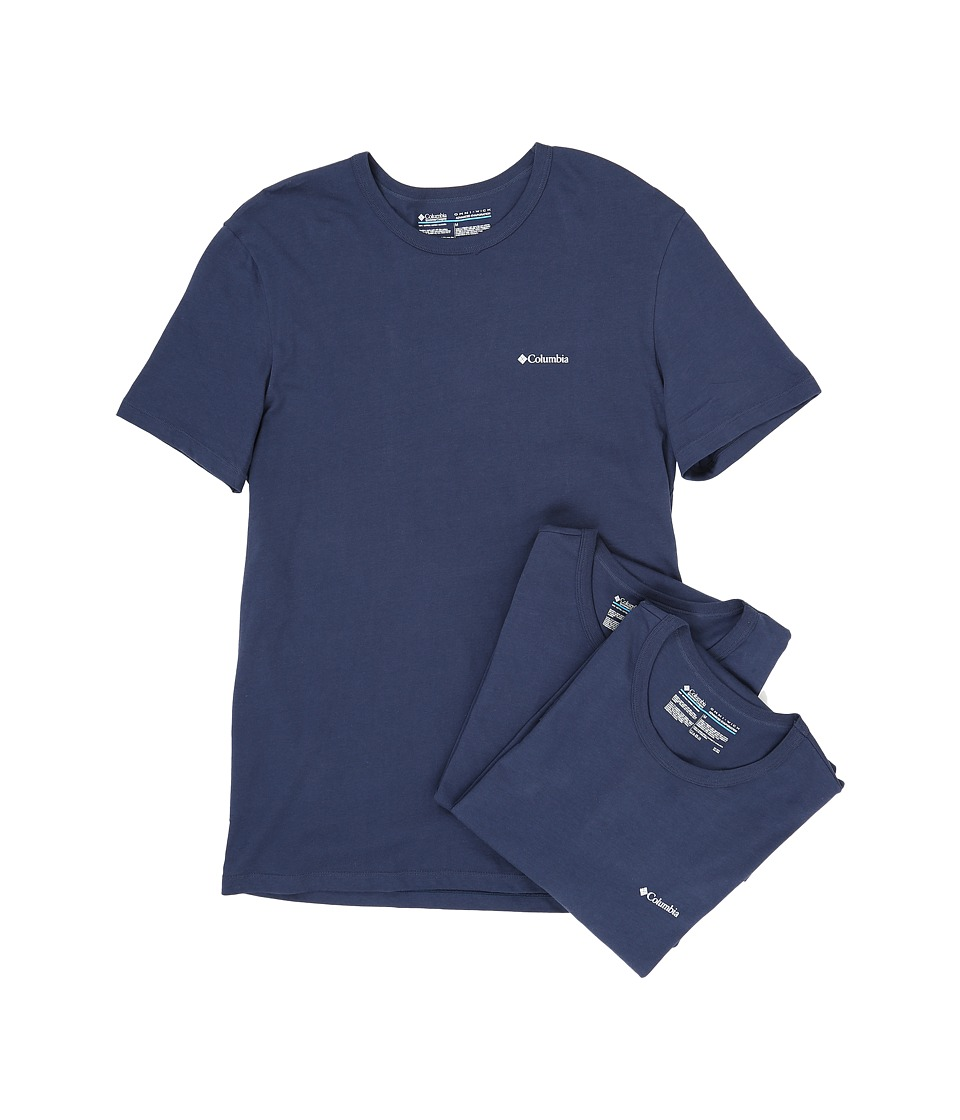Columbia - 100% Cotton Crew T-Shirt 3