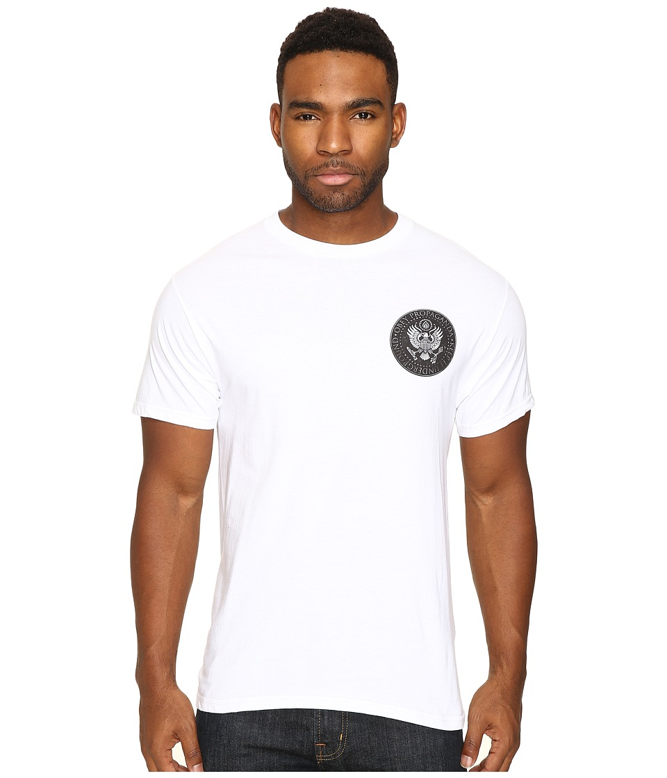 Obey Oil Eagle (White) Men
