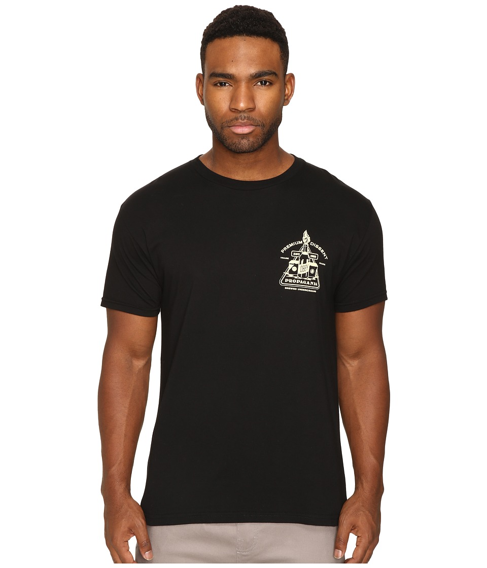 Obey Brewed Underground (Black) Men