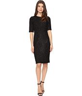 Christin Michaels - Verity Sparkle Bodycon Midi Dress