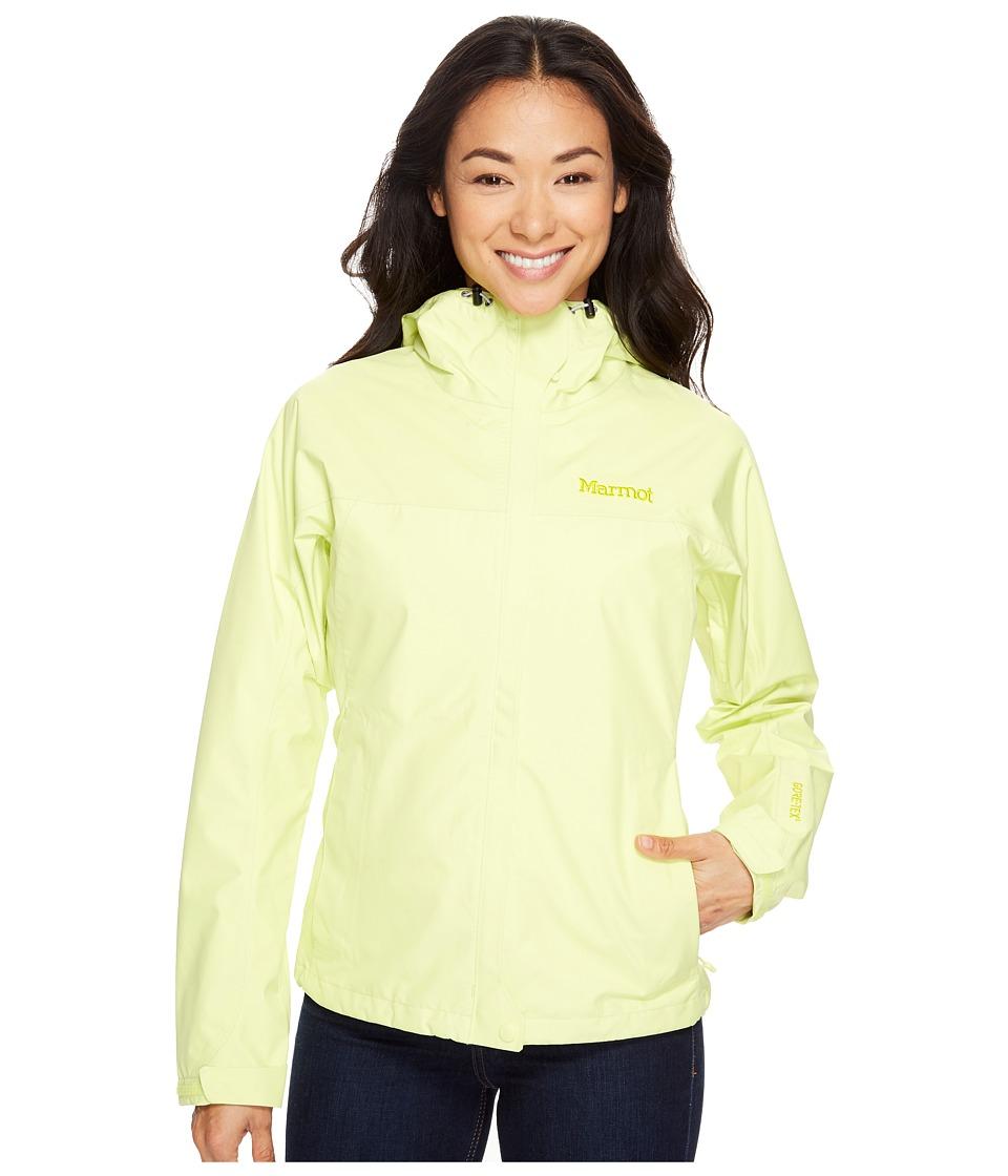 Marmot Minimalist Jacket (Sunny Lime) Women