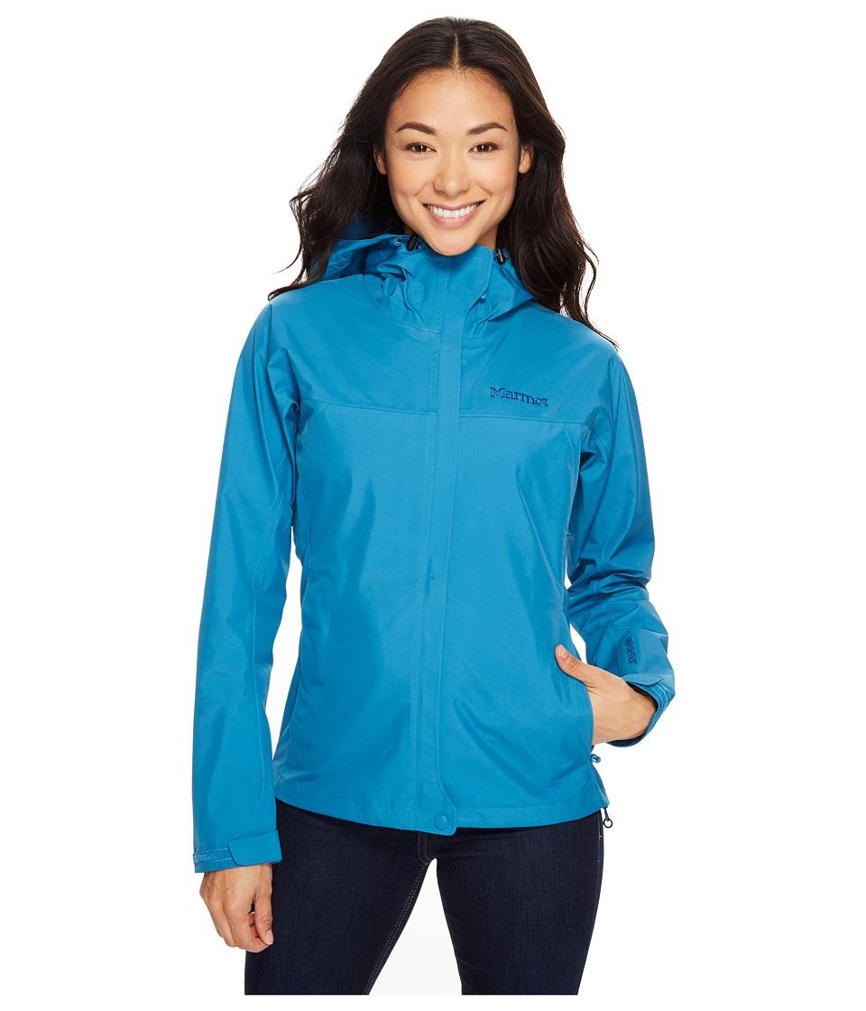 Marmot Minimalist Jacket (Slate Blue) Women
