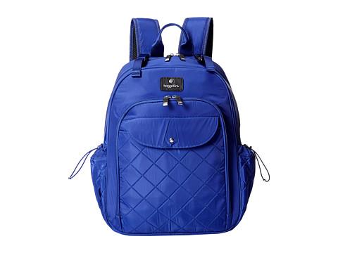 Baggallini Ready To Run Diaper Backpack - Cobalt