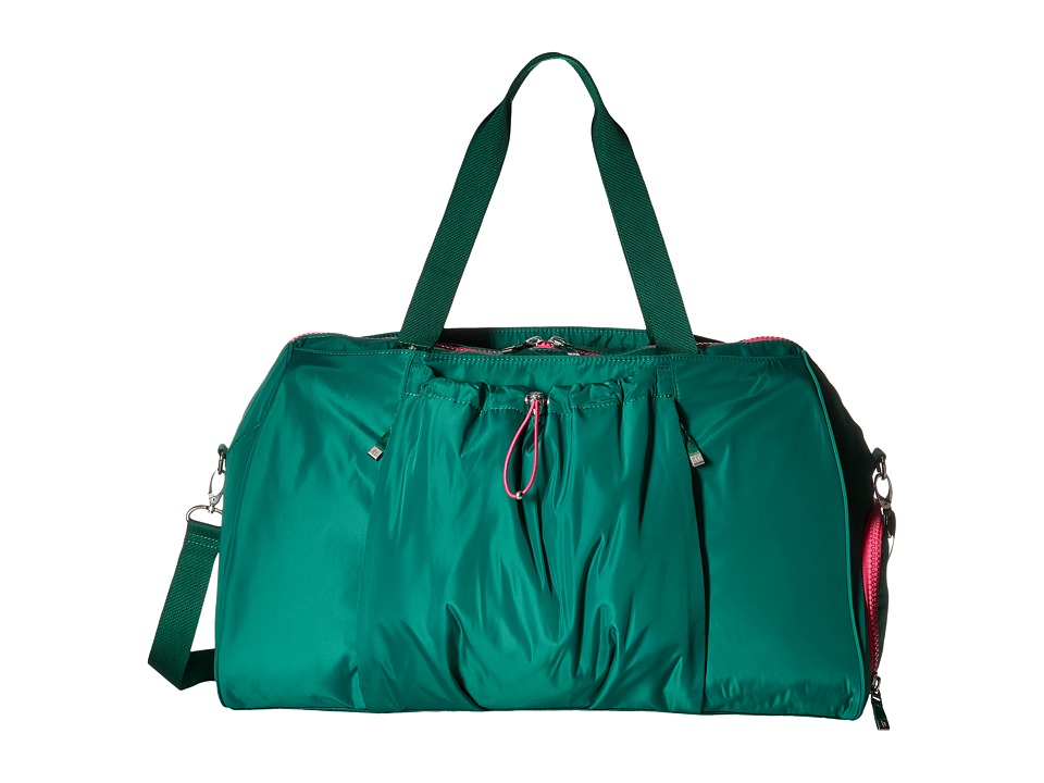 Baggallini - Step To It Duffel (Grass) Duffel Bags