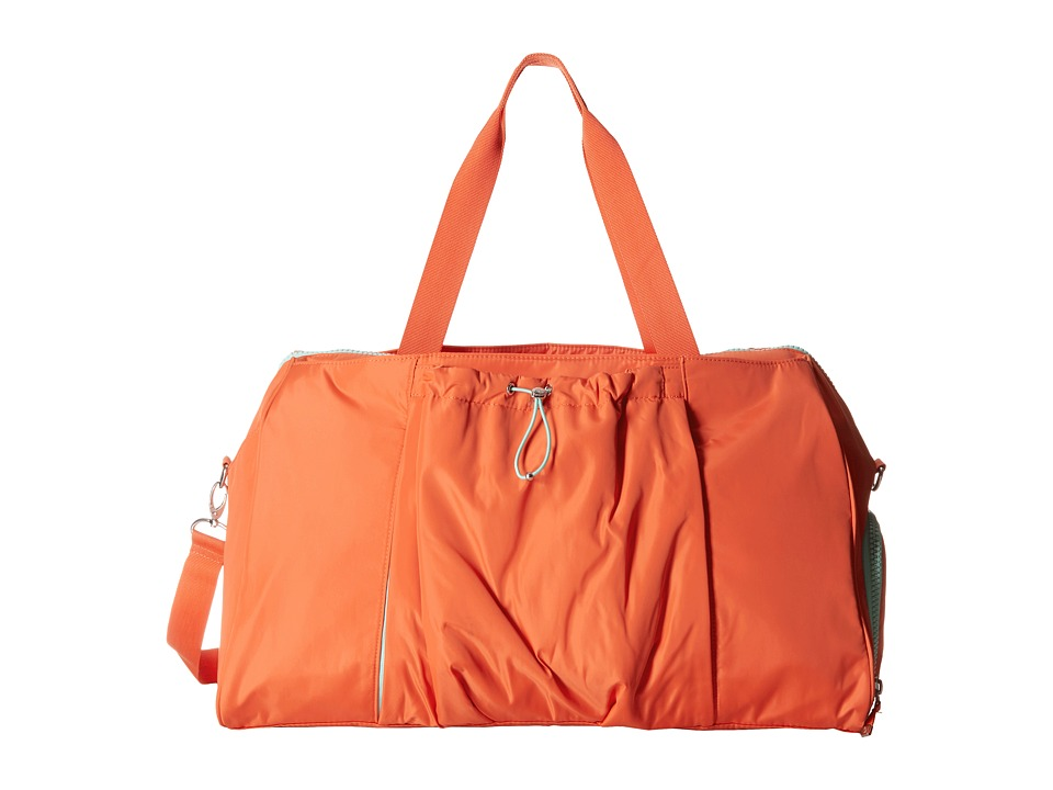 Baggallini - Step To It Duffel (Tangerine) Duffel Bags