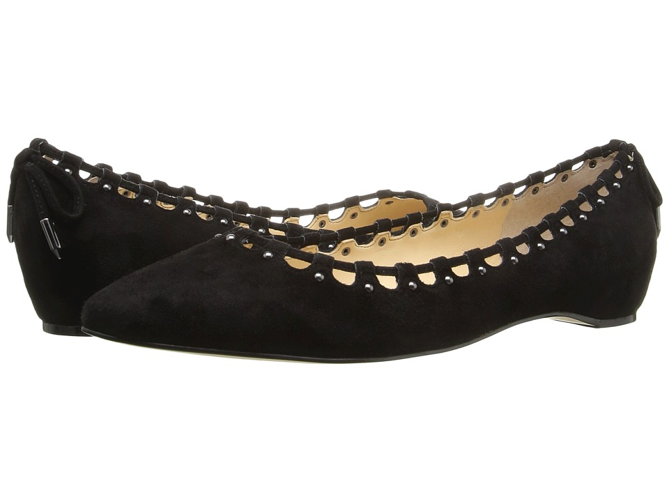 Ivanka Trump Coper (Black Suede) Women