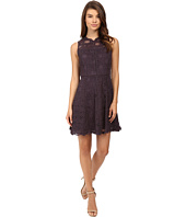 Adelyn Rae - Woven Lace Fit and Flare Dress