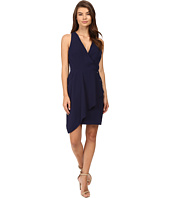 Adelyn Rae - Woven Surplice Sheath Dress