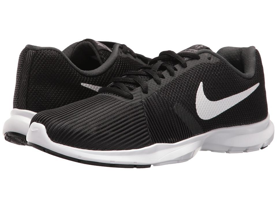 Nike Flex Bijoux (Black/Metallic Silver/Cool Grey/White) Women