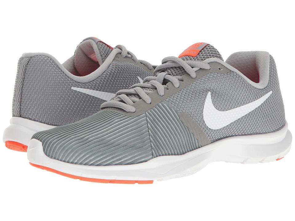Nike Flex Bijoux (Cool Grey/White/Wolf Grey/Total Crimson) Women