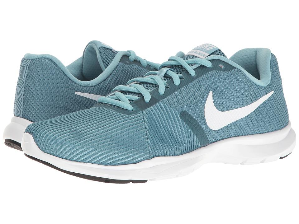 Nike Flex Bijoux (Smokey Blue/White/Mica Blue/Black) Women
