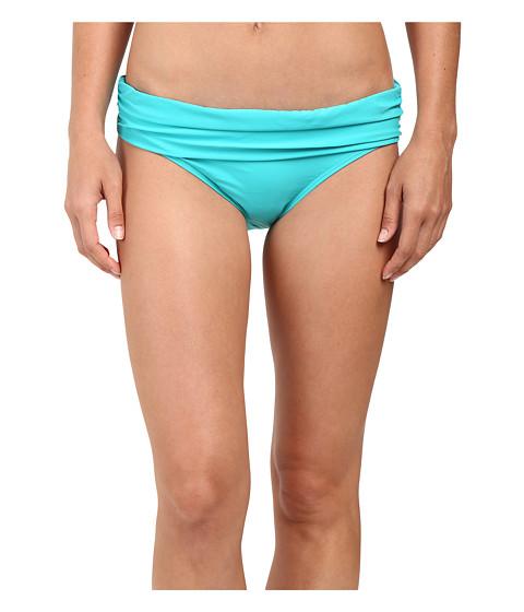 Athena Cabana Solids Lani Banded Bikini Bottom