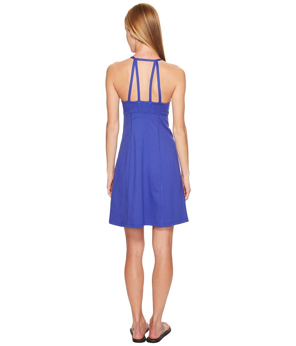 Marmot Genevieve Dress (Spectrum Blue) Women