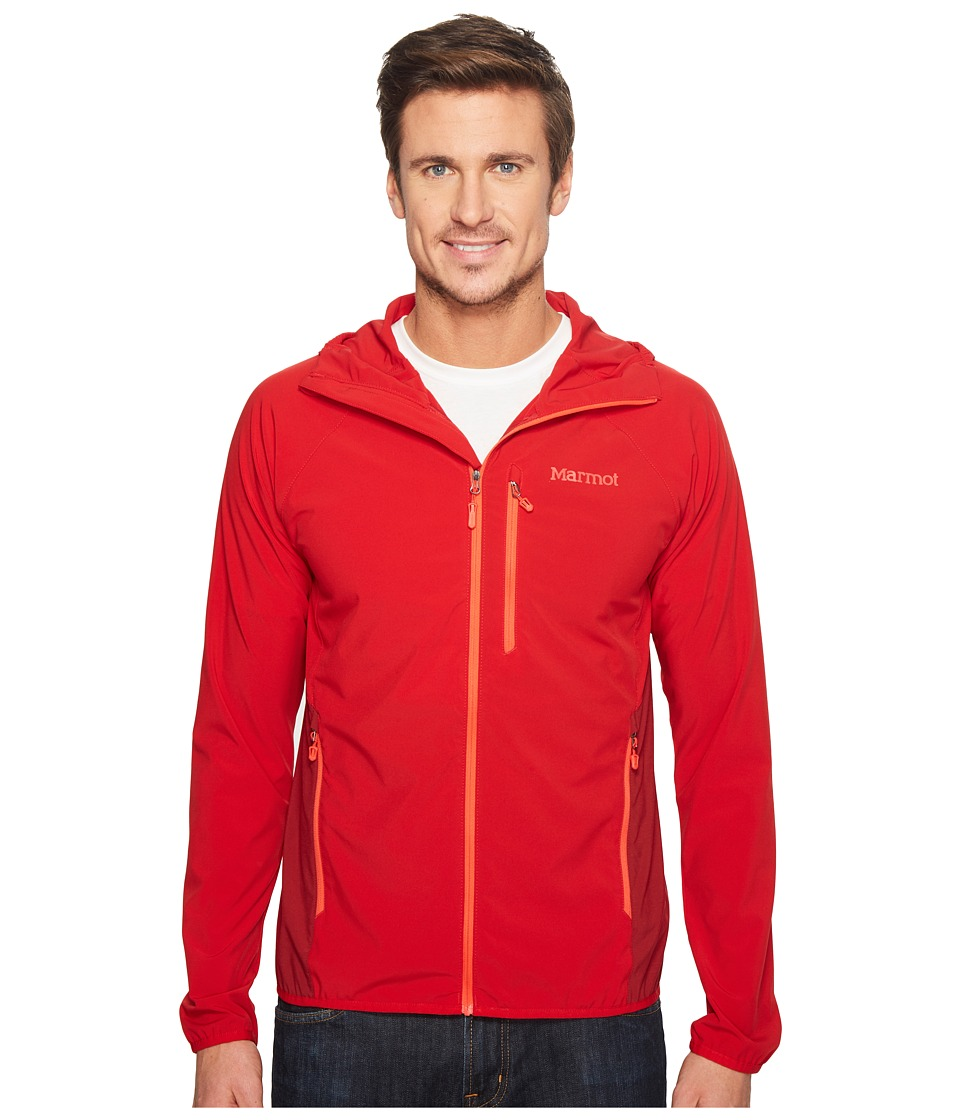 Marmot Lightstream Jacket (Team Red/Brick) Men
