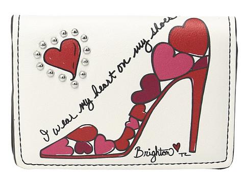 Brighton Shoe Love Card Case - Multi