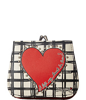 Brighton - Paris Heart French Kiss Wallet