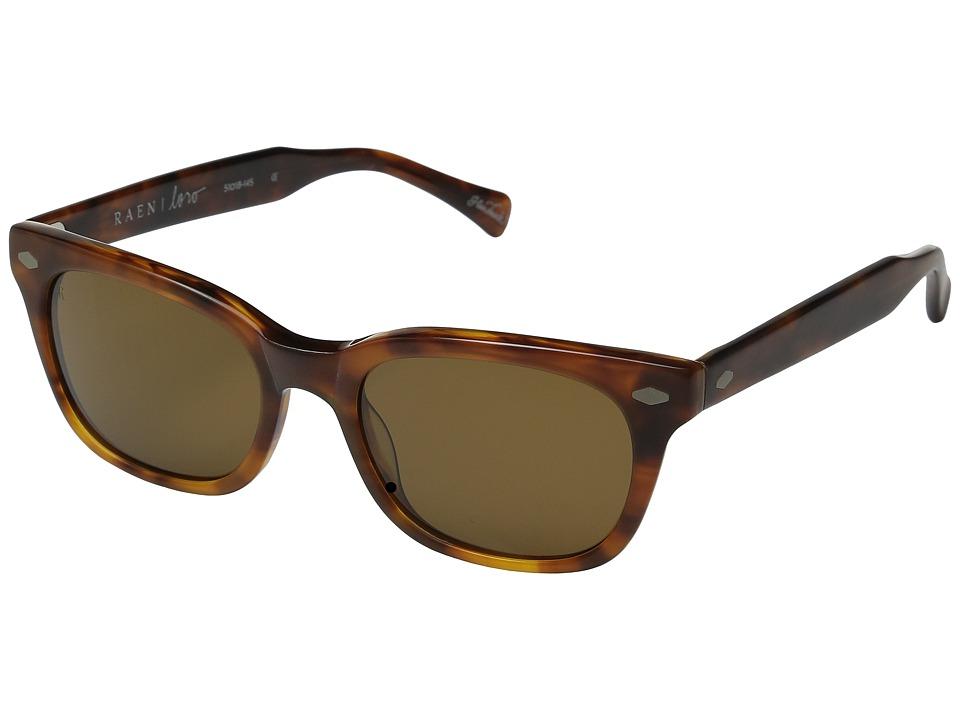RAEN Optics - Loro (Brown w/ Split Finish Rootbeer) Fashion Sunglasses