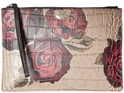 Victorian Rose Convertible Pouch