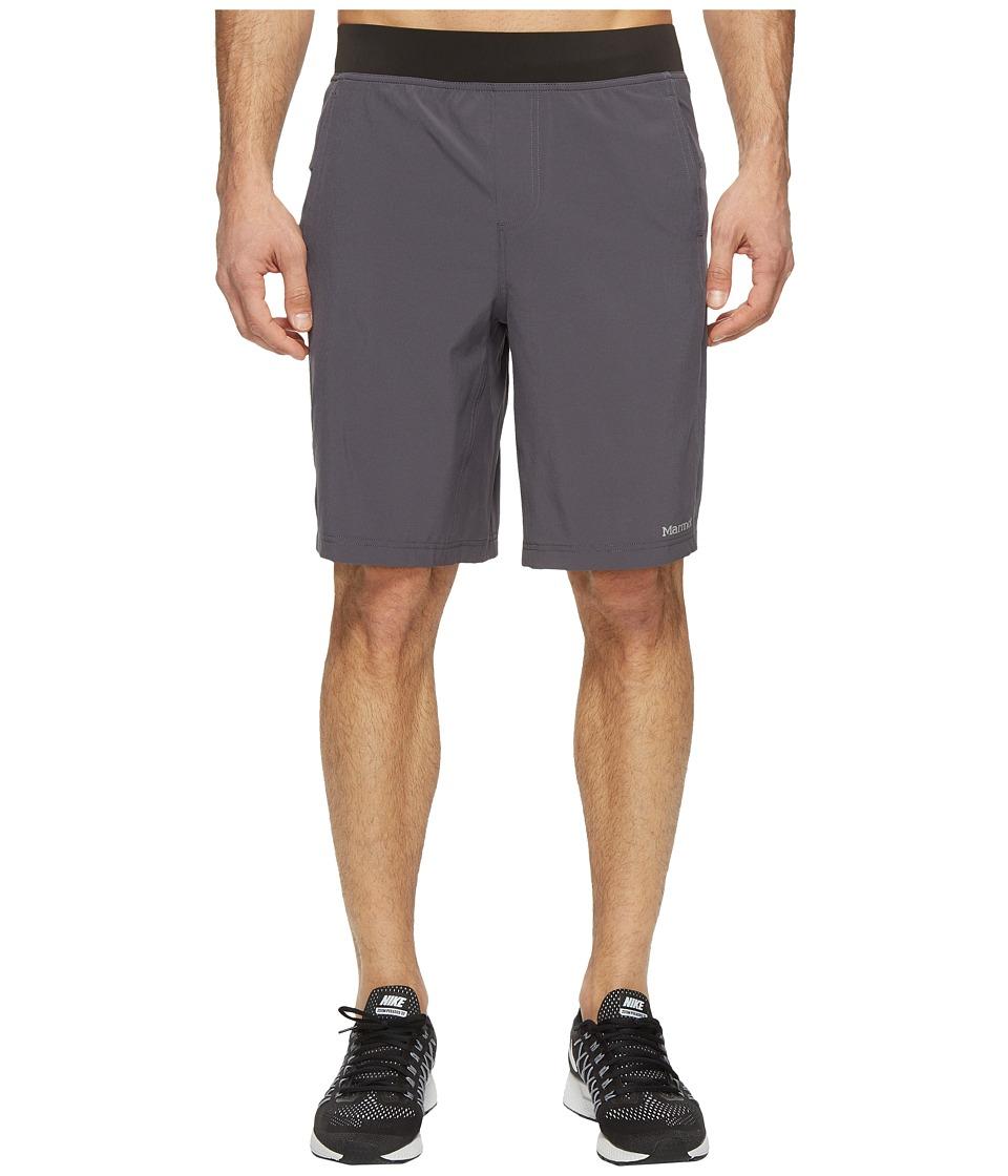 Marmot Impulse Shorts (Dark Charcoal) Men
