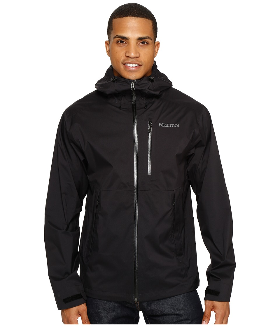 Marmot - Magus Jacket (Black) Mens Coat