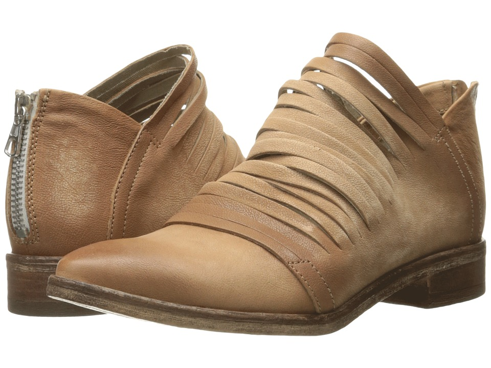 Free People - Lost Valley Ankle Boot (Tan) Womens Shoes