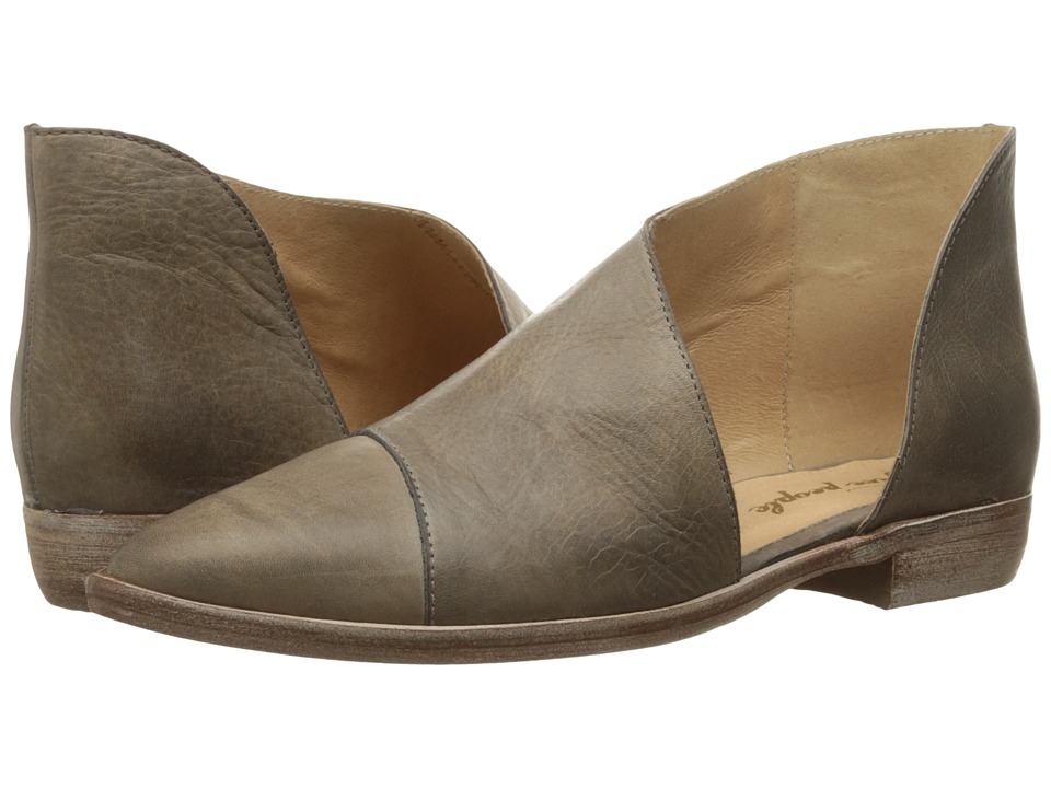 Free People Royale Flat (Grey) Flats