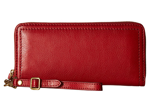 Frye Claude Zip Wallet