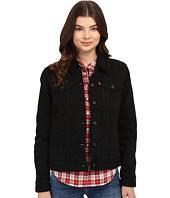 Levi's® Womens - Boyfriend Sherpa Trucker Jacket